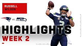 Russell Wilson Throws for 5 TDs in BIG Win | NFL 2020 Highlights