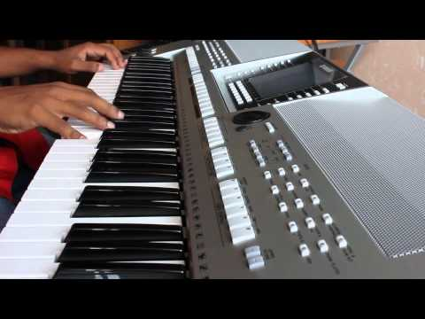 can't help falling in love - yamaha psr s 910