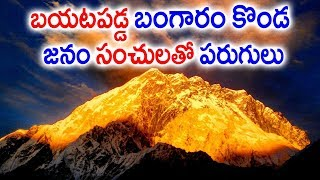 Facts about Gold Hill Mountain found in India..