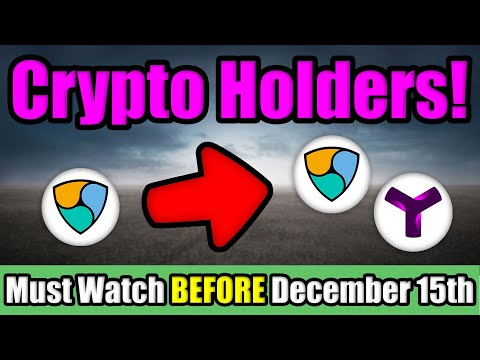 Why NEM (XEM) Cryptocurrency Will Explode in December [WATCH BEFORE DEC 15] | Launch of Symbol (XYM)