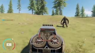 Finding Bigfoot and Unicorn The Crew