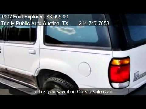 1997 Ford Explorer  - for sale in Dallas, TX 75208