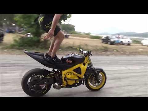crazy stunt riders #4