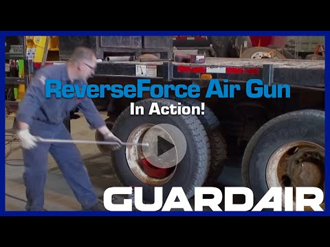 Guardair ReverseForce Air Gun