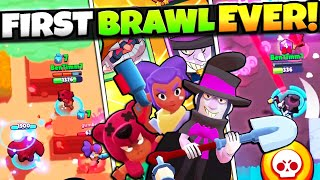 MY FIRST EVER BRAWL STARS VIDEO 3 YEARS AGO... (wow)