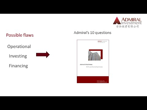 Admiral's REIT Primer (12B) - Value versus Growth Investing