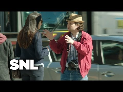 Tourists: A Documentary - SNL