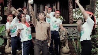 Phim Ca Nhạc Đại Náo Võ Đường (Không Ngừng Yêu Em ) - Hồ Việt Trung