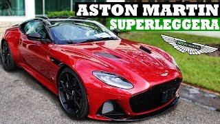 2019 Aston Martin DBS Superleggera FULL Review