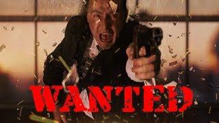 Wanted (1/11) Movie CLIP - Cross Kills Mr. X (2008) HD, Bay X timi indiriyor, Wanted