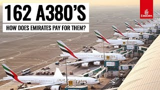 How Does Emirates Airline Buy So Many Planes?