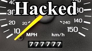 How to Fix an Odometer That Doesn't Spin