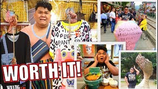 NAUBOS ANG PERA SA TAIWAN (SHOPPING PA MORE!) LC VLOGS #238
