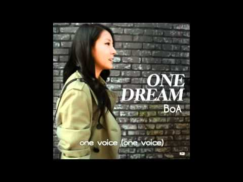 【中字】BoA - One Dream (Feat. SJ-M Henry, SHINee Key)
