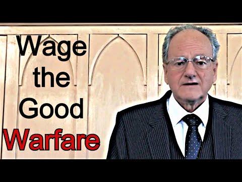 Christian Warfare - Reverend William Macleod Lecture