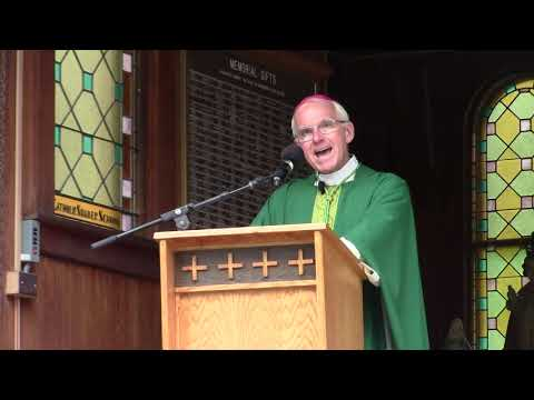 NYS KC at St. Anne's Shrine  7-18-21