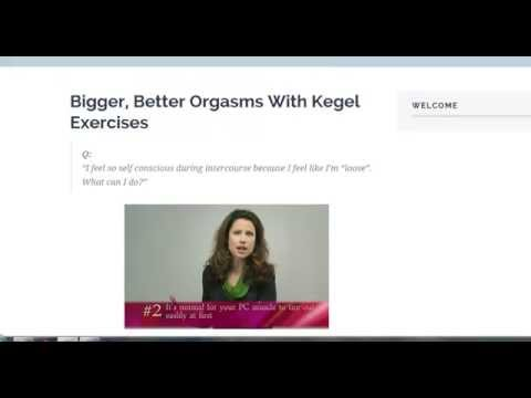Thumbnail for Better Orgasms: Do Kegel Exercises Daily..!!