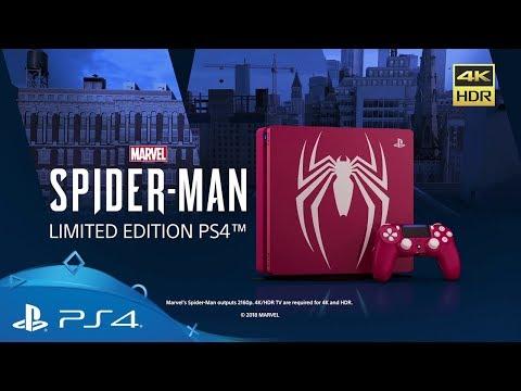 Marvel's Spider-Man   PS4 Games   PlayStation