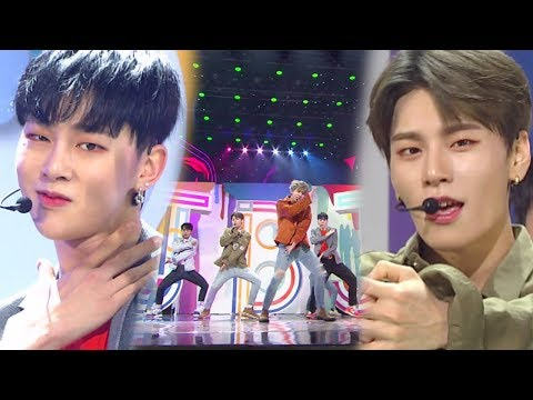 《Comeback Special》 JBJ(제이비제이) - My Flower(꽃이야) @인기가요 Inkigayo 20180121