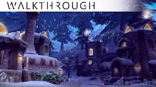 [Walkthrough] Aura Kingdom Fame Quest - Winter Sleigh Ride (Urgent Quest)