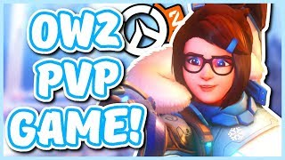 Overwatch 2 - EXCLUSIVE OVERWATCH 2 PVP GAMEPLAY (New Skins, Free to Play, AND MORE)