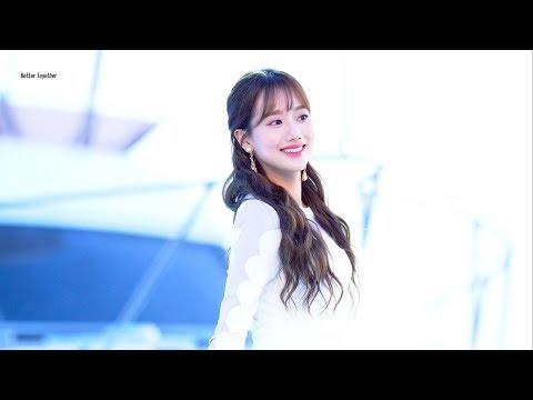 180526 에이프릴(April) 화성뱃놀이축제 '봄의나라 이야기(April Story)' 나은(NAEUN) 직캠 by 김이모 - 4K
