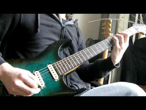 五月天 愛情萬歲 05 有你的將來 Guitar Cover