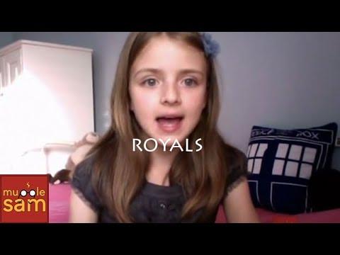 Baixar LORDE - ROYALS | Sophia & Bella
