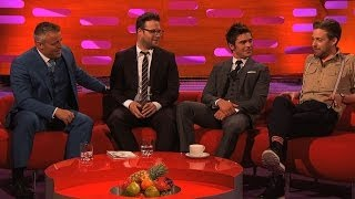 Ricky describes the moment he met Matt - The Graham Norton Show: Episode 4 Preview - BBC One