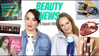 BEAUTY NEWS - 9 August 2019 | Storm Area 51 for Lipstick!