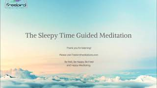 The Sleepy Time Guided Meditation For Sleep Problems and Insomnia