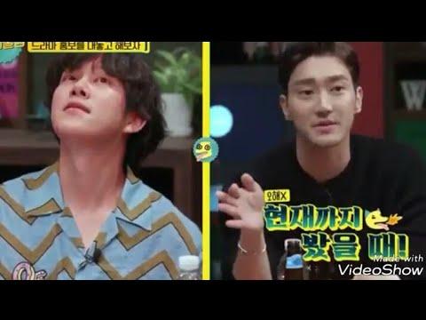 (Indo/Engsub) Siwon Super Junior talks about Heechul Wedding