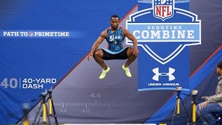 Best NFL Combine Moments