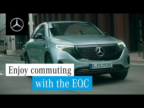 Mercedes-Benz EQC – Enjoy Commuting