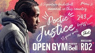 Open Gym: Presented by Bell | Round 2 | Poetic Justice