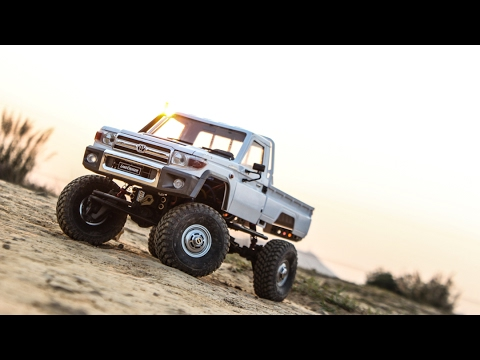 MST CFX-W with a few hop-ups and mods to it