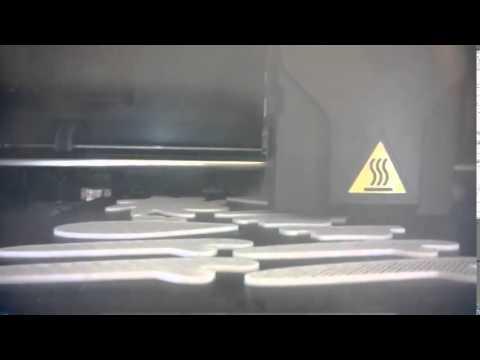 3D-tulostin Alihankintamessuilla