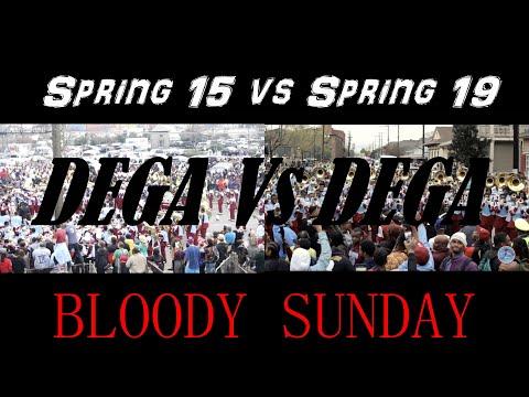 DEGA vs DEGA | Spring 15 vs Spring 19 | Bloody Sunday
