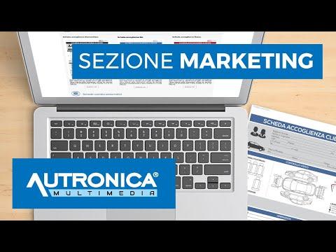 Tutorial Sezione Marketing Banca Dati Autronica Multimedia
