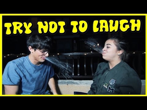 TRY NOT TO LAUGH CHALLENGE (feat. BABY ARIEL) WATCH ARIEL