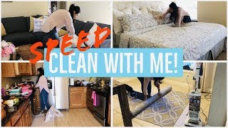 Speed Clean with Me   HazFam
