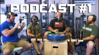 JOURNEY THROUGH STRENGTH SPORTS | PODCAST #1 | BRIAN ALSRUHE | BRIAN SHAW