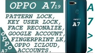 OPPO F9 PRO UNLOCK NEW SECURITY FREE 100% TESTED, CPH1823 PIN