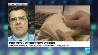 """Turkey currency crisis: """"Either Erdogan makes a huge U-turn or Turkey will have a perfect storm"""""""