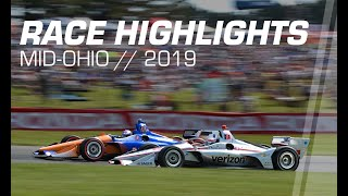 2019 NTT IndyCar Series: Honda Indy 200 Highlights