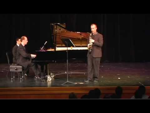 My Senior High School Recital-Clair de Lune