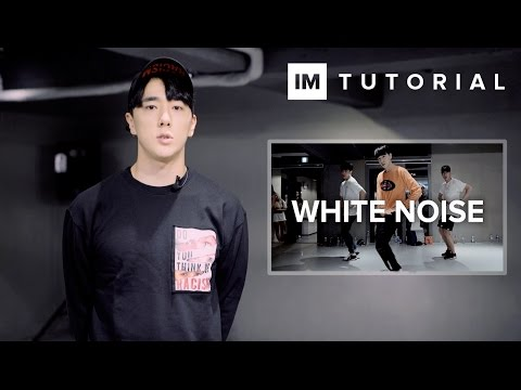백색소음(White Noise) - EXO / 1MILLION Dance Tutorial