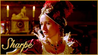 Lady Anne Fantasises About Marrying Sharpe | Sharpe