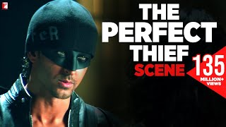 Scene: Dhoom:2 | The Perfect Thief | Hrithik Roshan | Abhishek Bachchan | Uday Chopra