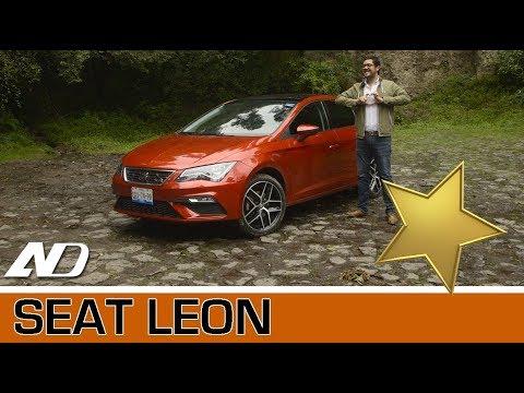Seat Leon ? - Un favorito de la prensa automotriz